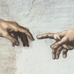 Michalangelo's Finger Of God